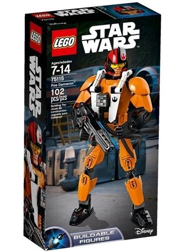 Lego Lego Star Wars 75115 Şoe Dameron# Renkli